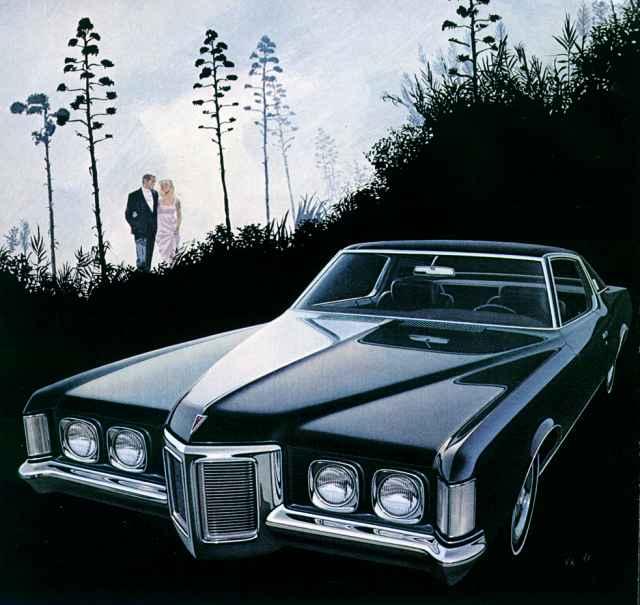 05 publicite pour la pontiac grand prix de 1969