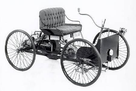 1896 ford quadricycle