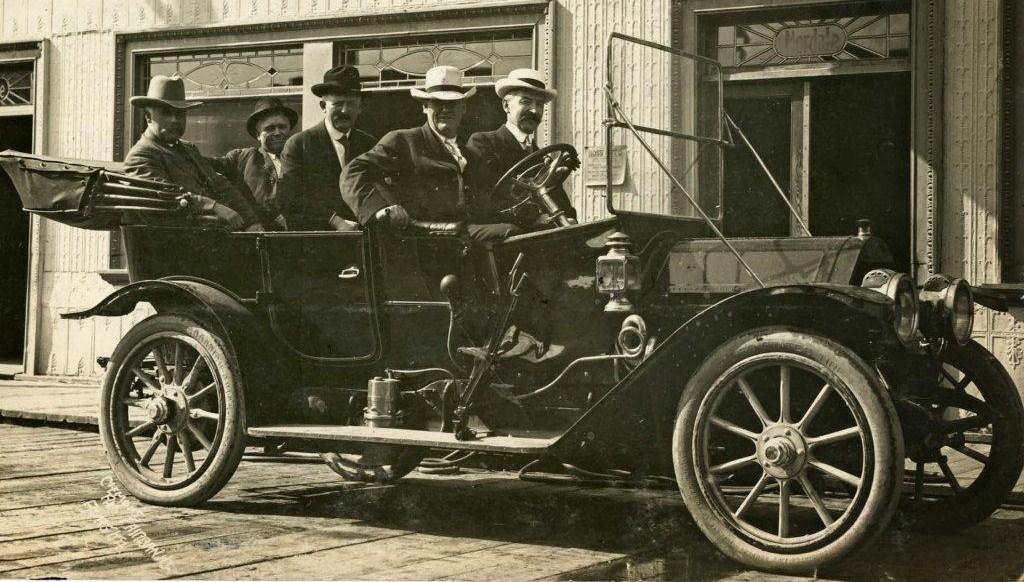 1910 cadillac 31