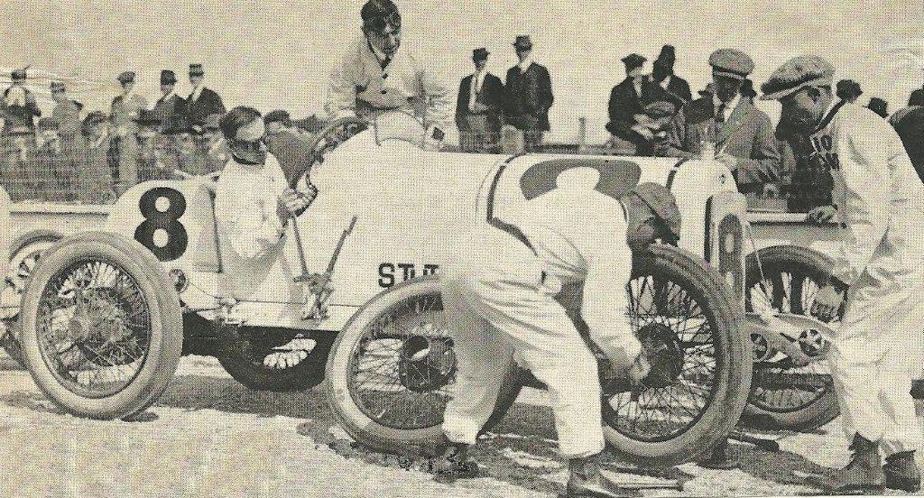 1913 stutz earl cooper