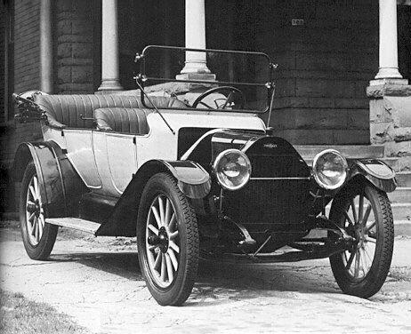 1914 chevrolet type h baby grand touring