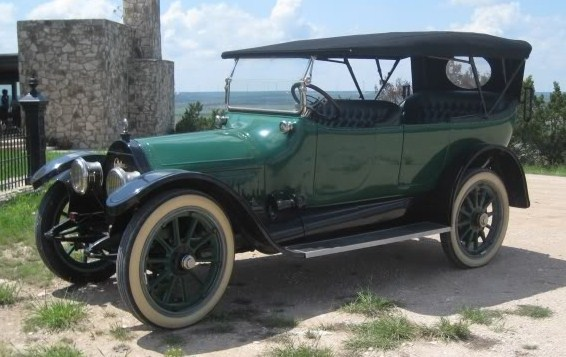 1915 cadillac type 51