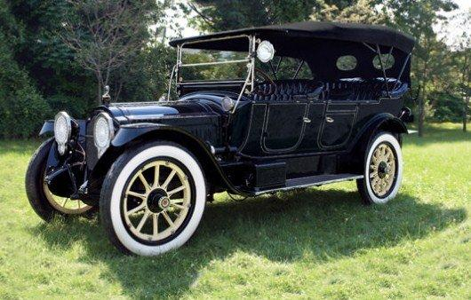 1915 packard 1 35 twin six seven passenger touring