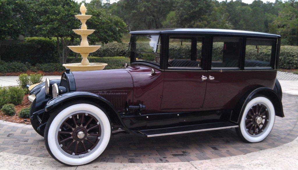 1921 cadillac suburban