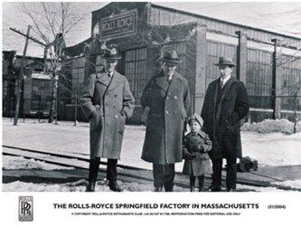 1921 l entree de l usine