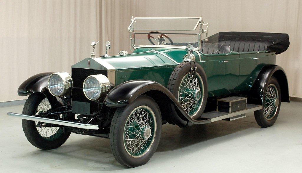 1921 oxford phaeton ouvert