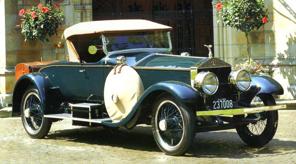 1921 piccadilly roadster by brewster
