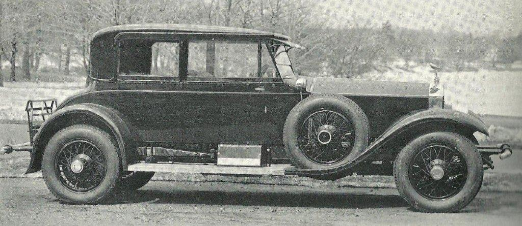 1924 coupe by mcnear