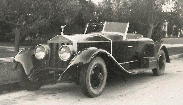 1924 piccadilly roadster by merrimac
