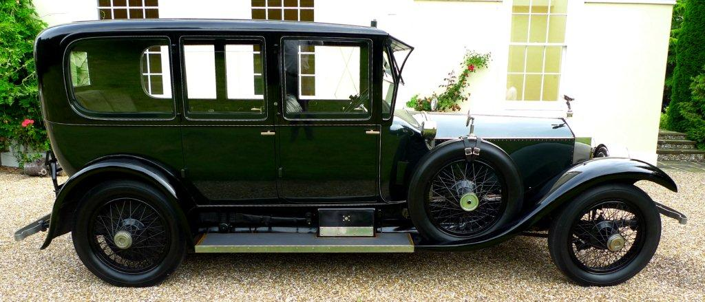 1924 suburban limousine by holbrook
