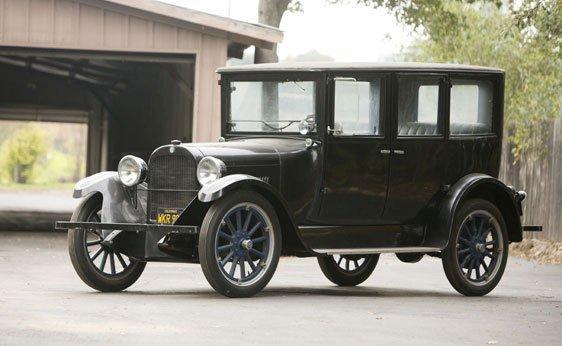 1924 dodge brothers sedan