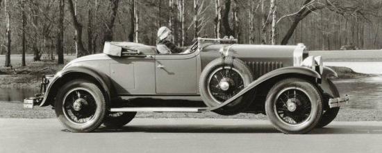 1927 cadillac lasalle 25a