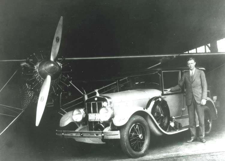 1927 franklinlindberg