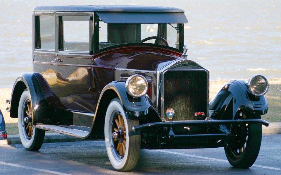 1927 piercearrow model80
