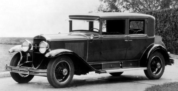 1928 cadillac 341 sedan