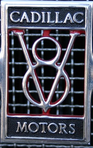 1928 cadillac grille