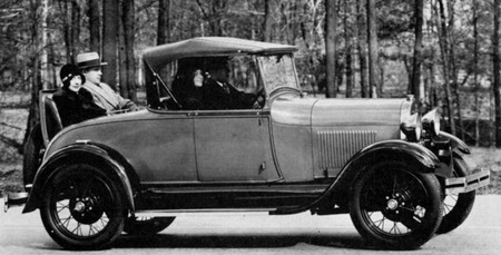 1928 ford rumbleseat