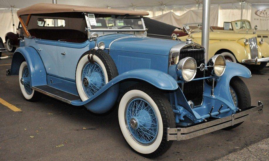 1928 lasalle sport 1