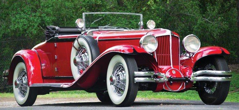 1929 cord l29 convertible coupe 1