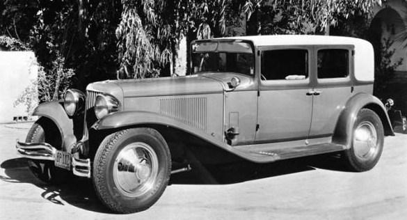 1929 cord l29 convertible sedan