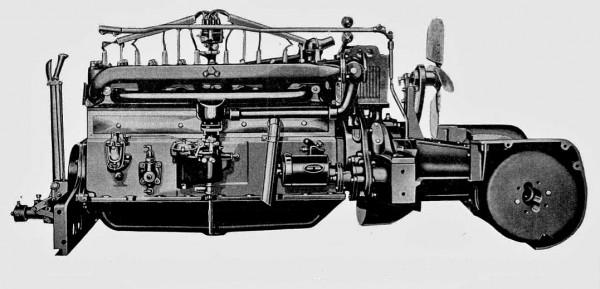 1929 cord l29 moteur