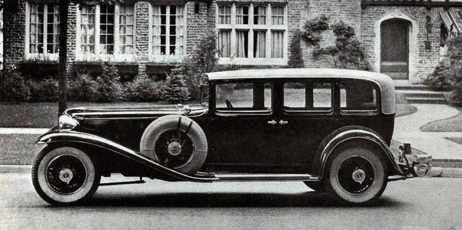 1929 cord l29 sedan