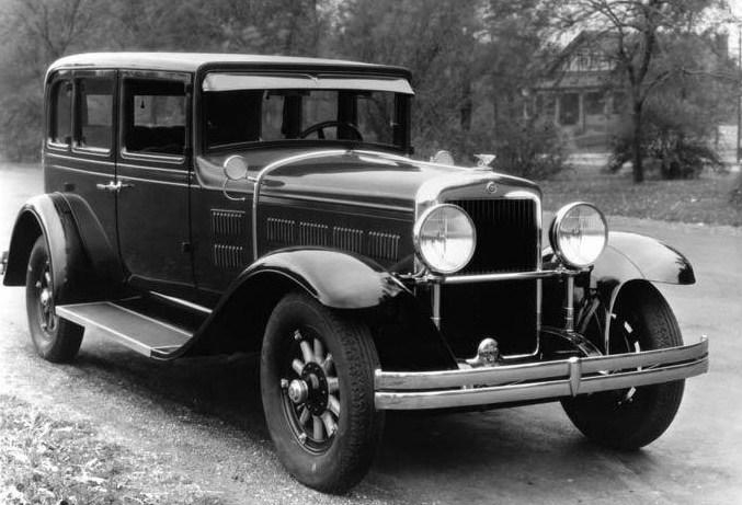 1929 gardner series 130 sedan