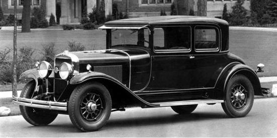 1929 lasalle series 328 5 passenger coupe