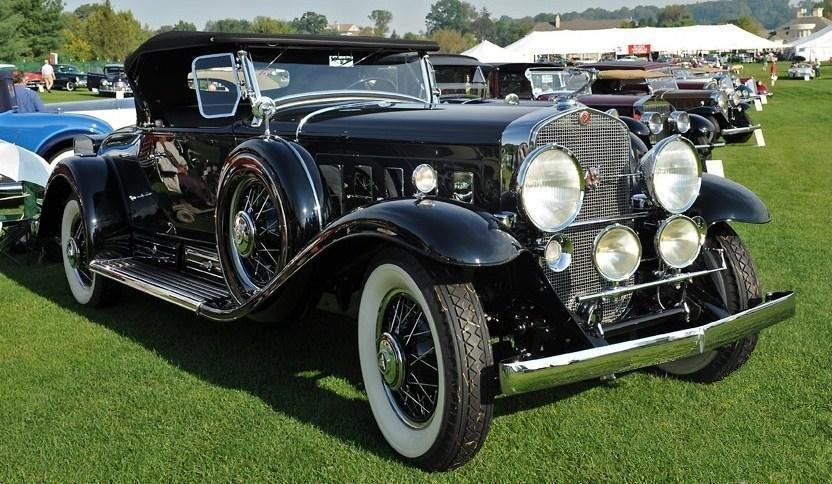 1930 cadillac v16 452