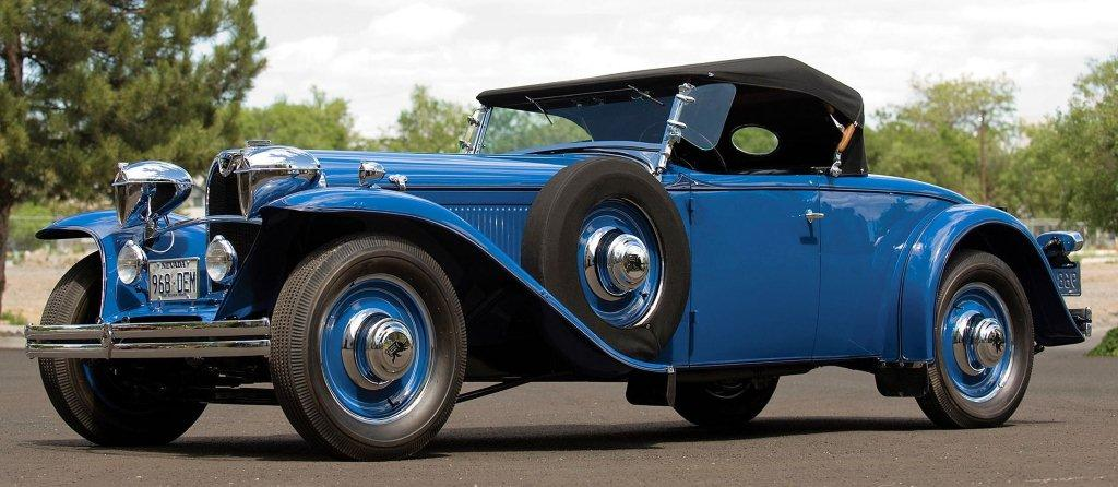 1930 ruxton sport roadster
