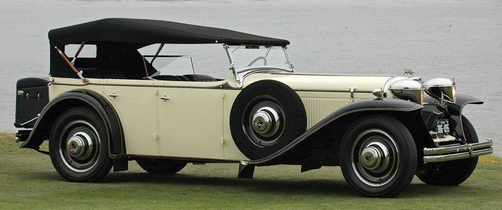 1930 ruxton touring