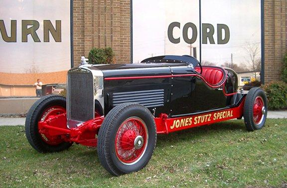 1930 stutz jones special indy 500