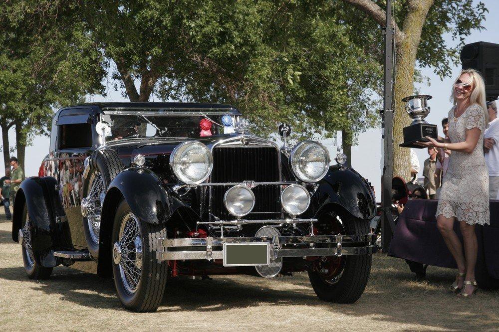 1930 stutz model m par lancefield