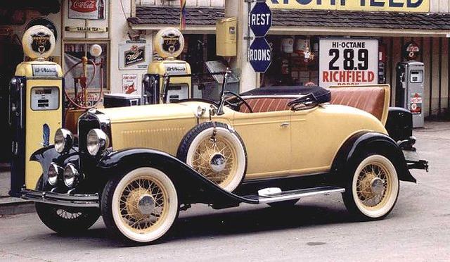 1930 dd roadster