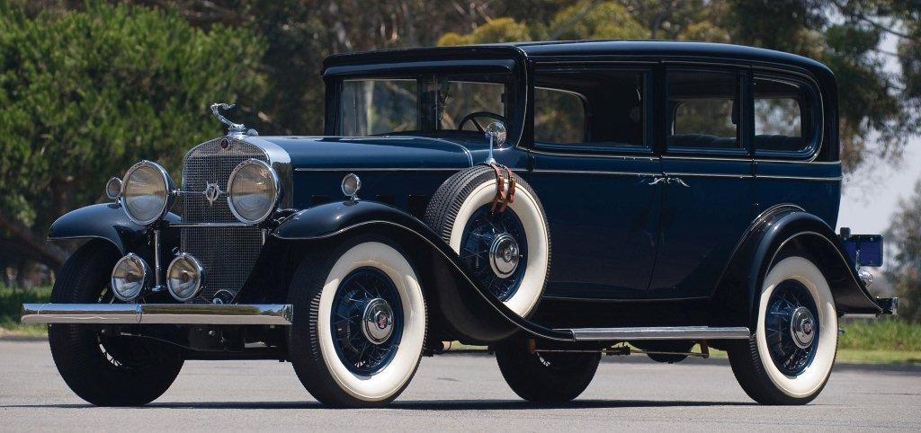 1931 355a town sedan