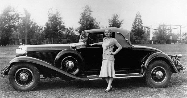 1931 cg imperial convertible coupe