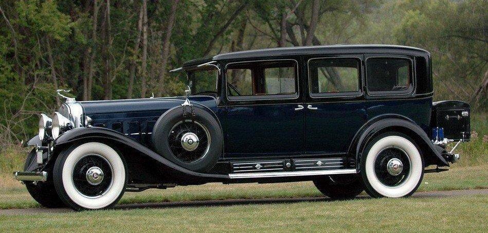 1931 formal sedan 1
