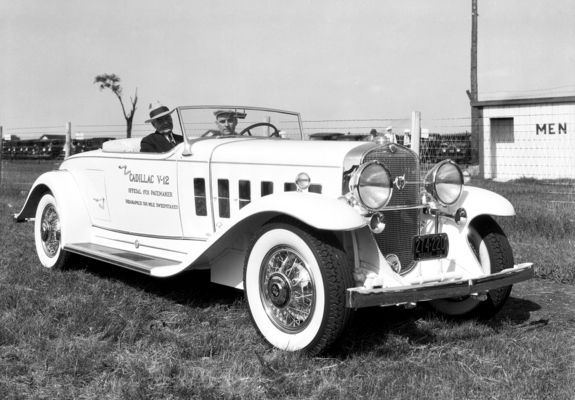 1931 pace car
