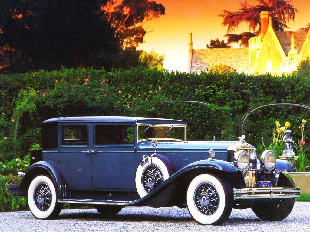 1931 stutz dv 32 lebaron sedan