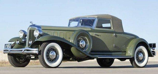 1932 chrysler cl imperial convertible coupe lebaron