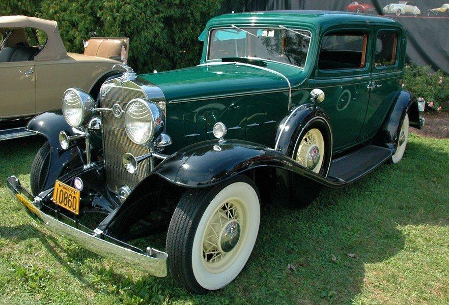 1932 lasalle 345b 1