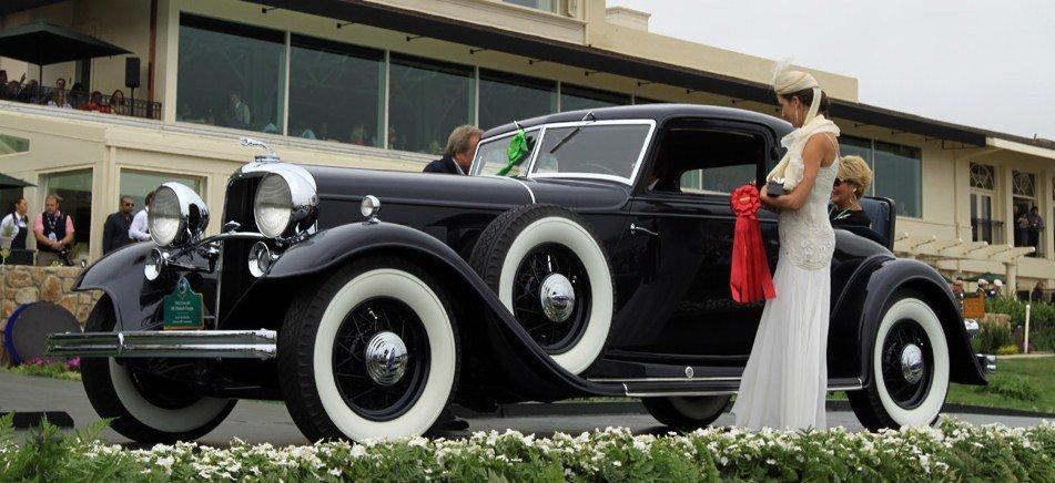 1932 lincoln kb dietrcih coupe