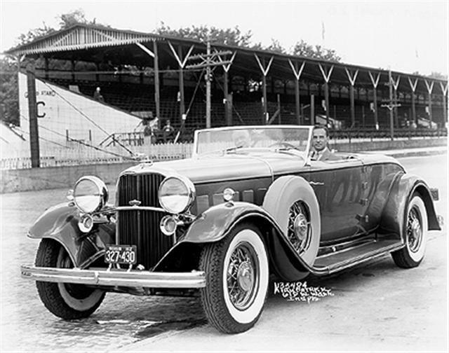 1932 lincoln model kb edsel ford