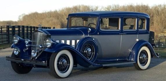 1932 model 23 5 passenger touring