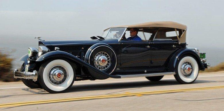 1932 packard twin six 906 dtrch