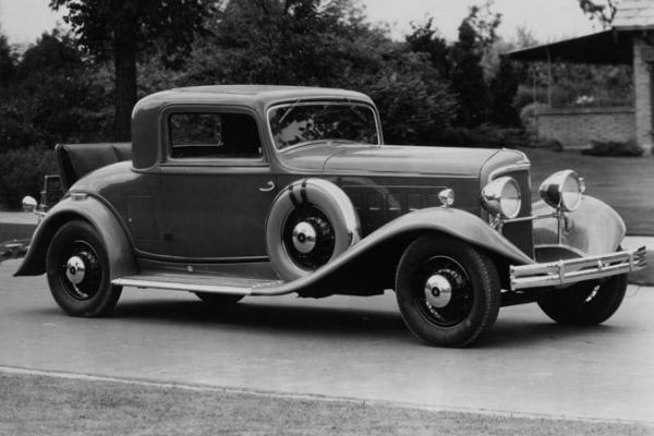 1932 reo royale sport coupe