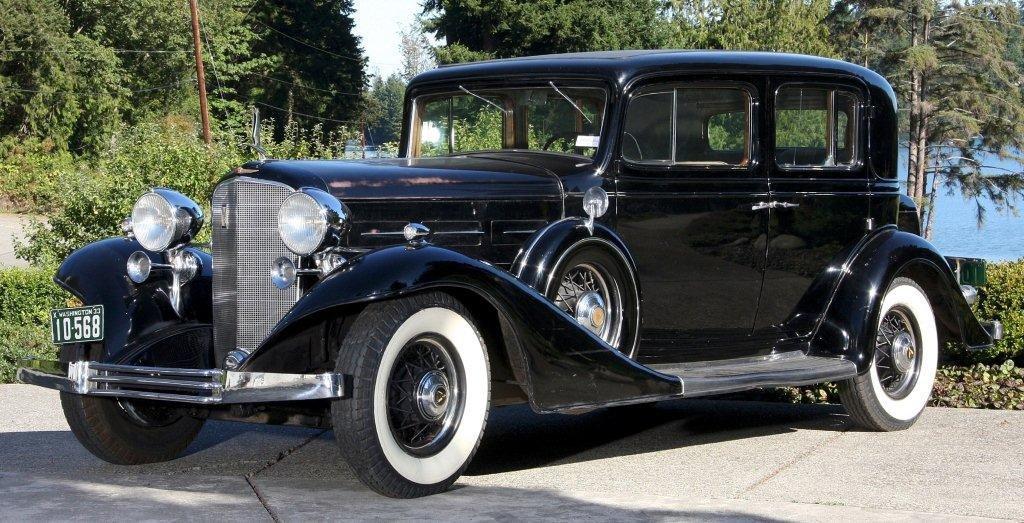 1933 355c sedan