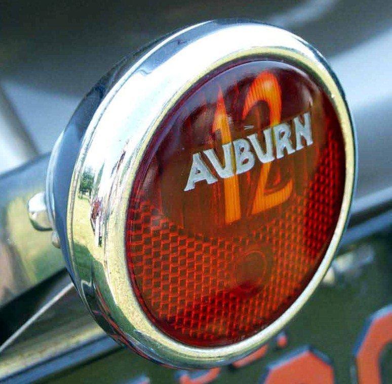 1933 auburn v 12