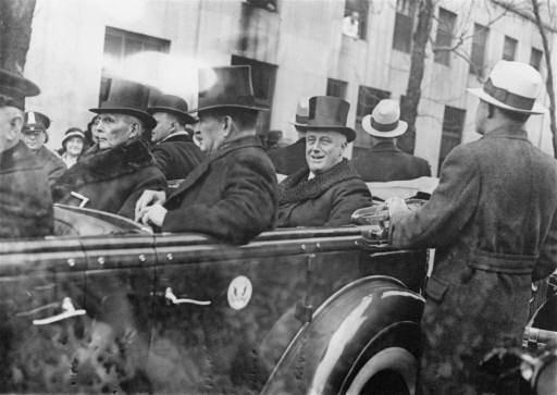 1933 roosevelt