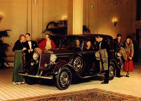 1933 dp sedan
